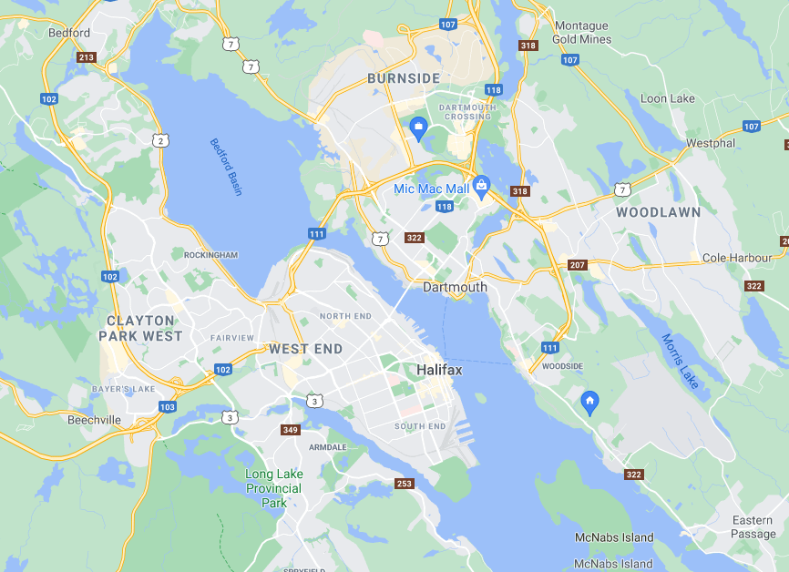Map of HRM